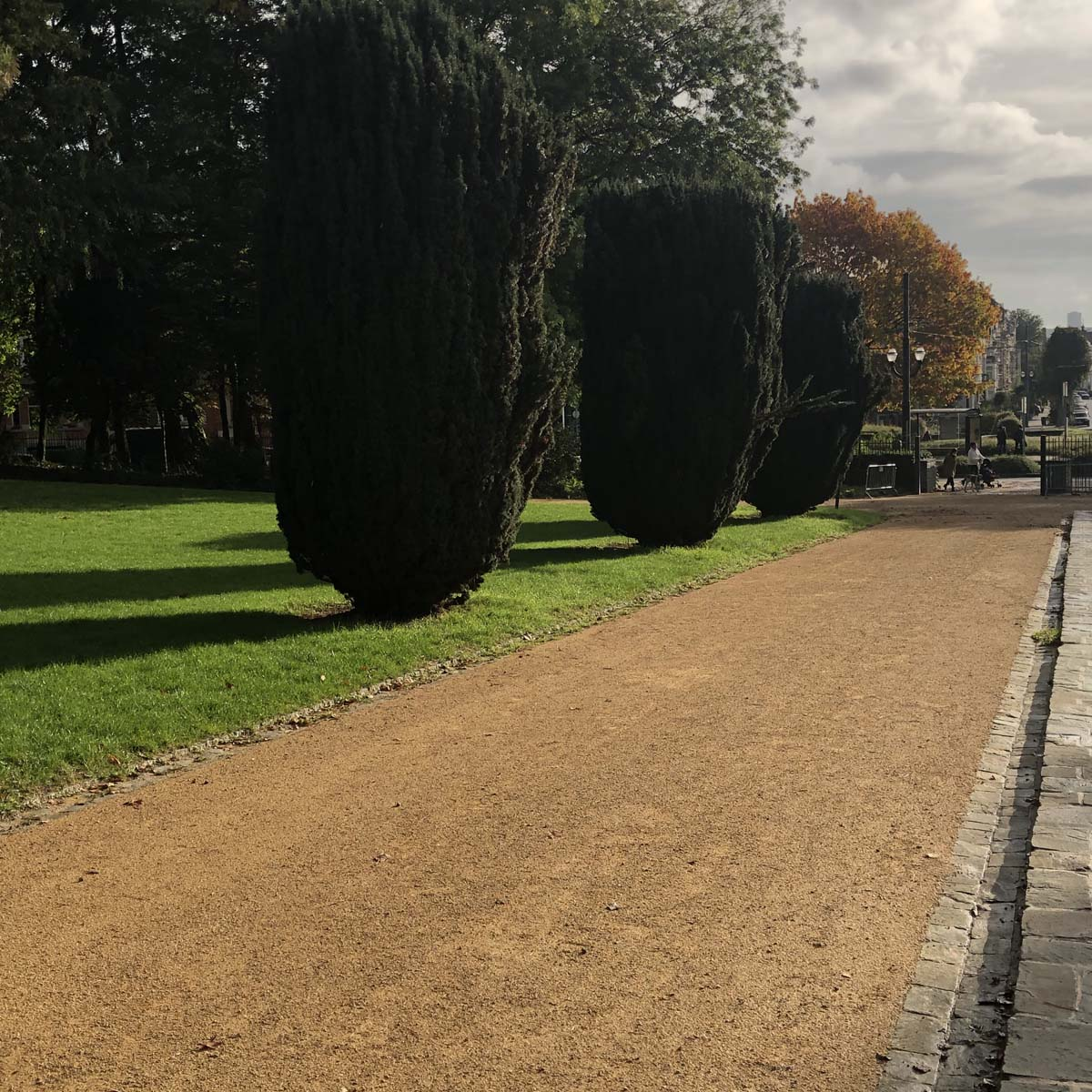 Parc Astrid d'Anderlecht - Ochros
