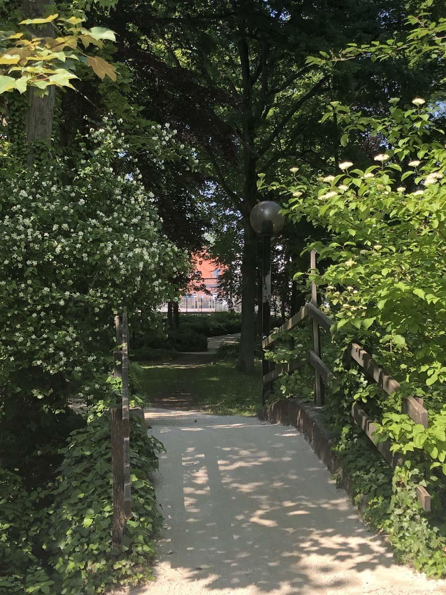 Warandepark Haaltert - Porfiriet