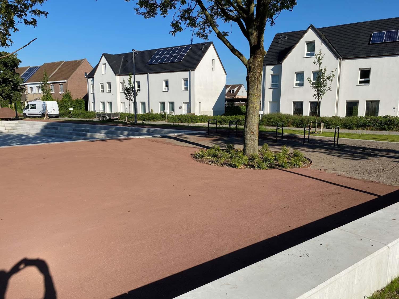Green Road realisatie te Kortrijk - Sienna