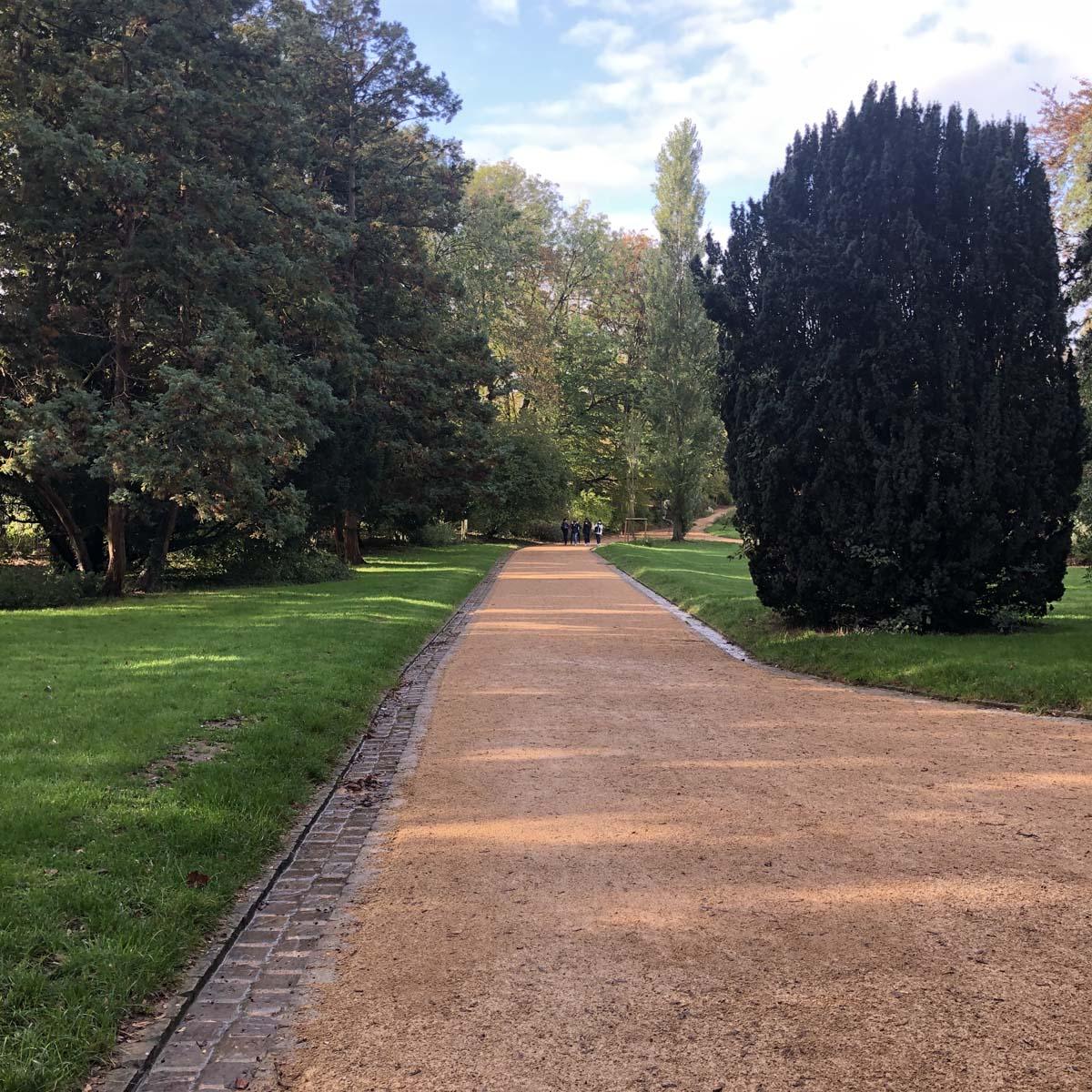 Green Road realisatie te Anderlecht, Astridpark - Ochros